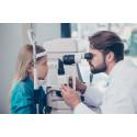 Sverigepremiär för kontaktlinser som bromsar närsynthet hos barn och unga