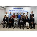 Panasonic Donates 2,400 Solar Lanterns to 9 Humanitarian  & Non-Governmental Organizations in Myanmar