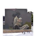 Muraalitaiteen kansainvälistä ja kotimaista kärkeä Helsinkiin UPEA18-taidefestivaalin myötä