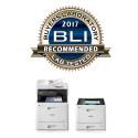 Новая линейка цветных лазерных устройств Brother получила престижную награду от BLI за надёжность