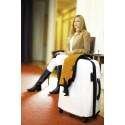 Våga köra vitt även på resväskan!