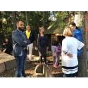 Politikere på barnehagebesøk for å lytte og lære