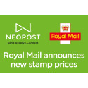 Royal Mail announces new stamp prices