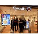 Synoptik öppnar butik i Åkersberga – inviger glasögoninsamling till Optiker utan gränser