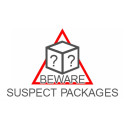 Beware Suspect Packages