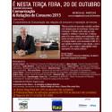 Amanhã acontece o Seminário de Comunicação e Relações de Consumo em São Paulo