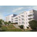 Veidekke bygger 70 bostäder åt HSB Göteborg