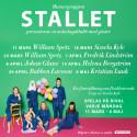 Premiär - Humorgruppen Stallets måndagsklubb med William Spetz som första gäst