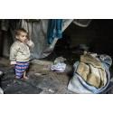 SOS Barnbyar hjälper ensamma flyktingbarn i Europa