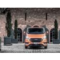 Ford pakettiautojen rekisteröintitilaston kärkeen sekä heinäkuussa että koko vuoden alusta