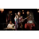 Irakisk folk-avantgarde när Aida Nadeem Band spelar i Gävle Konserthus