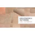 Borås Internationella Skulpturbiennal 2016 invigs den 20 maj
