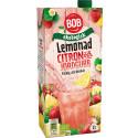 BOB Ekologisk Lemonad Citron Jordgubb
