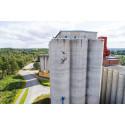 Hämeenlinnassa maalataan Pohjoismaiden suurinta muraalia