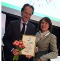 GMIC Swedens pris för årets hållbarhetsinsats tilldelas Event in Skåne
