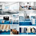 neXus med på världslista över snygga kontor