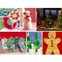 Christmas activities at Bury and Ramsbottom libraries