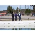 Vansbrosimningen tar över utomhusbassängen i Vansbro