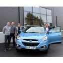 J BIL börjar sälja Hyundai