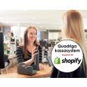 Quadriga ökar valmöjligheterna för sina kunder att kombinera fysisk butik med e-handel