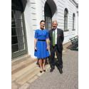 Kronprinsessan Victorias engagemang för Östersjön
