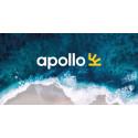 Apollo lanserar ny grafisk profil