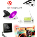 Philips wins 18 red dot awards for product design 2012