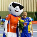 Straffseger för Sverige - Josefina Eiremo firade 100