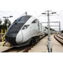 Testing begins for TPE's bullet train inspired fleet