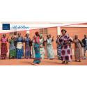 Ur&Penn och Hungerprojektet samarbetar i Ghana