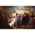 Häxfeber på Armémuseum i påsk - familjevisningar 2-5 april