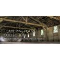Rappgo lanserar HEART PINE PLANK COLLECTION – ny golvkollektion av återvunnet rivningsmaterial
