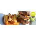 Fäboda lunasti lupauksensa Suomen parhaista burgereista