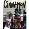 Cinnamon på plats på Nordic Shoe and bag fair för höst/vinter 2019