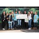 Grattis Almåsskolan, vinnare av Next Up Väst 2016!