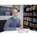 Elev på Thoren Business School antagen till Karolinska Institutets forskarskola