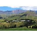 Walking in the Drakensberg Mountains - Laurence Mitchell