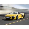Den nye Audi R8 Spyder V10 er klar i startblokken