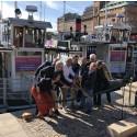 Ny gratisfärja till Djurgården – Djurgårdsaktörer bjuder på resan