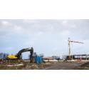 Trenden har vänt - Industrins husbyggnadsinvesteringar på väg upp