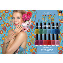 "FABY, the Italian nail couture brand launches in the UK with the ""JOY"" collection, a colourful ode to summer."