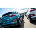 Hyundai blir blant de største i verden på elbil