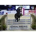 Gothenburg Horse Show fortsätter sitt unika samarbete med Chalmers