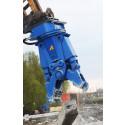 Snabba och slitstarka betongkrossar på MaskinExpo