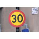 Nu införs nya hastighetsgränser i Stockholm