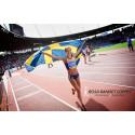 Charlotta Fougberg får äntligen springa på Lidingö