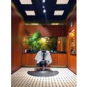 Behandlingsrum på Gents Barber & Perfume Bar