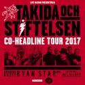 """Takida har uppnått platina med singeln """"Better"""" och åker på Turné tillsammans med Stiftelsen!"""