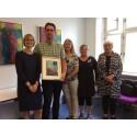 Rebild Kommune modtager national pris for efteruddannelsesforløb