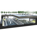 Illustrationsexempel Station Centralen stationsrum